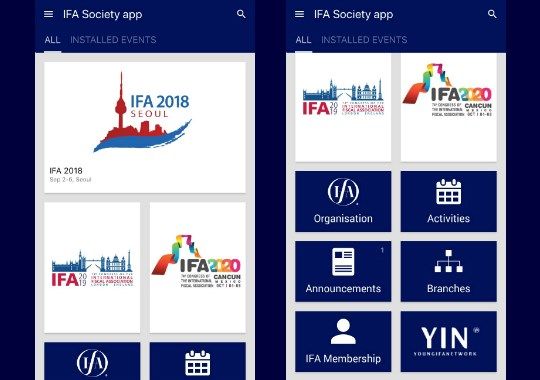IFA Society App | IFA - International Fiscal Association