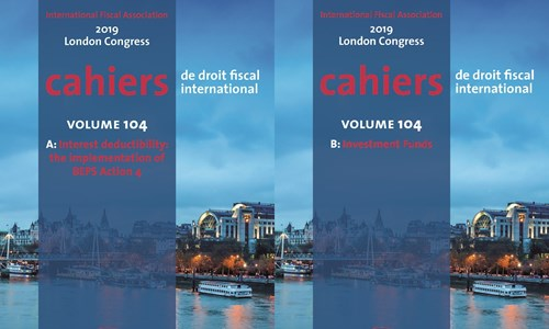 2019 Cahiers available