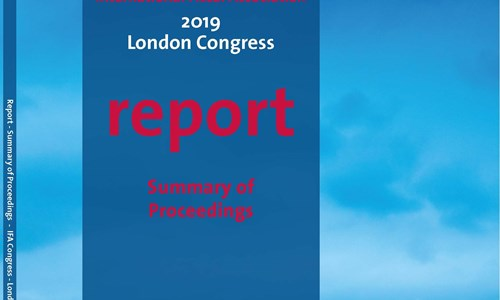 IFA 2019 Congress Report available online!